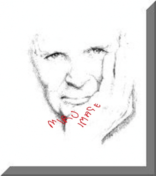 Anthony Hopkins par edimage
